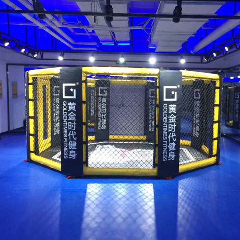 Internationalen Standard MMA boxingring octagon käfig
