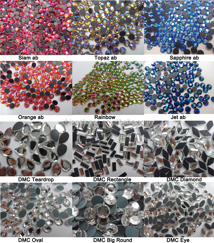 W1023 china DMC Crystals rhinestone,silver factory oval DMC iron on silver,iron on DMC silver oval for wedding dress