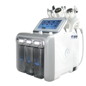 skin cleaning / rejuvenation water oxygen jet peel machine W05X