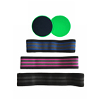 Top 10 Anti Slip Resistance Hip Bands and Gliding Discs Set
