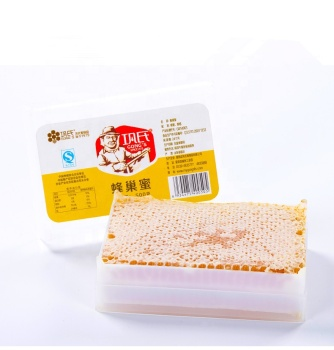 Factory Price High Quality Pure Honey Comb Honey