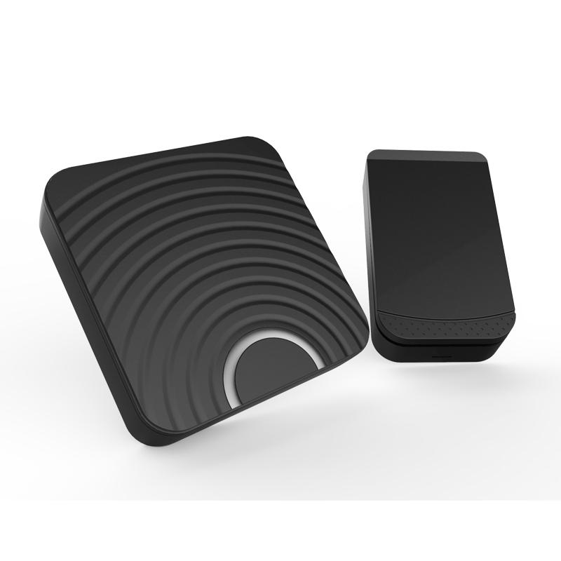 Digital Wireless Doorbell 36 CHIMES Home Cordless Portable 100M Range UK SELLER