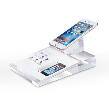 Acryl mobile display rack-handy display-ständer, Acryl handy förderung display