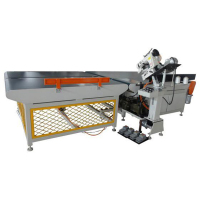 Ali baba production chain sewing automatic flip mattress sewing machine