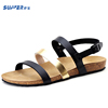 Arch Support Ladies Cork Flat Casual Summer Sandals Women
