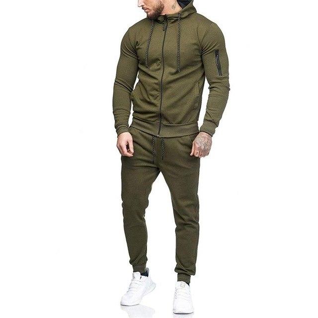 Wholesale Custom Jogger Sweat Suits Men Jogger Set Sports Wear Workout Gym Wear men sports wear фото