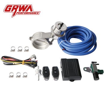 GRWA High Quality Popular Electronic Remote Exhaust Valves Vacuum