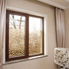 pvc translucent waterproof sliding glass door film with laser