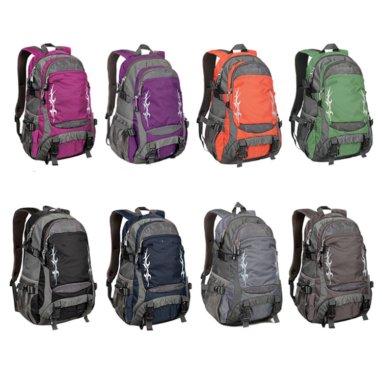 Sports And Leisure Products 600D Nylon Military Backpack 70L Sport Bag ODM
