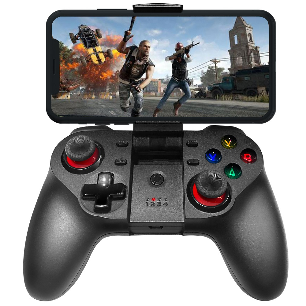 Wireless Gaming Joystick For PUBG Mobile Controller For Android Phone фото