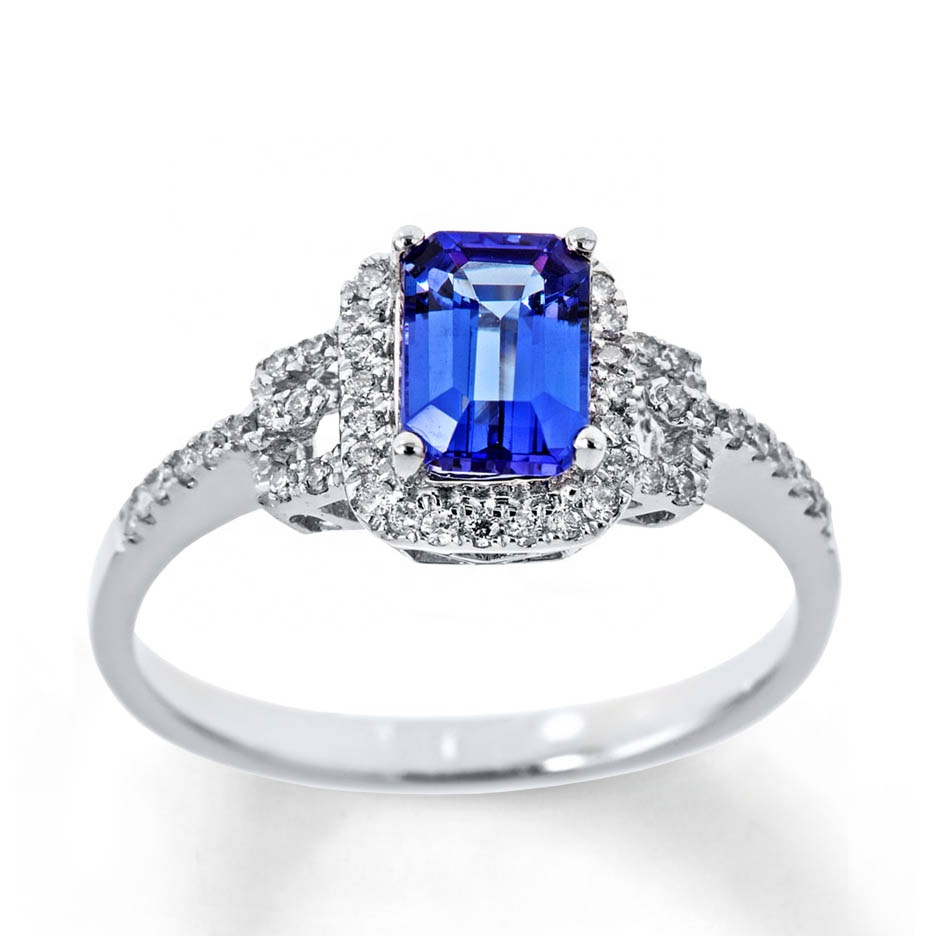 tanzanite engagement rings jared - 900×900