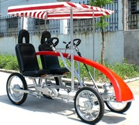 Sightseeing 2 Person Tandem Bike for sale ROADSTER BIKE