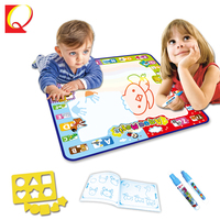 Kid Painting Toy Erasable Magic Aqua Doodle Water Drawing Mat