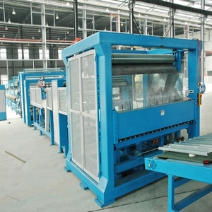 Automatic door stuffing honeycomb paper core making machine production Line