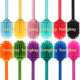 silicone bottle brush with BPA Free