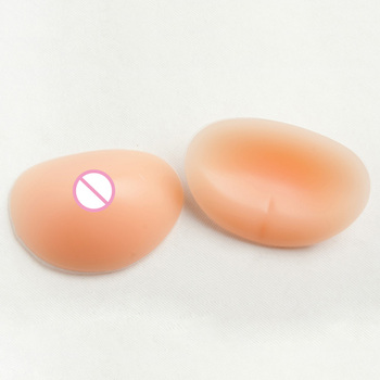 Customized Cheap Realistic Transvestite Silicone Breast Form Prosthesis