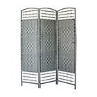 Cheap decorative folding screen room divider wooden