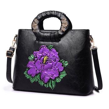 Jianuo Name Brand Faux Leather Handbags