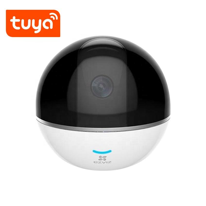 Tuya Smart Home Camera Wi-fi Hd 1080p Ptz Network Monitoring Infrared Night  Vision Camera - Buy Pir Smart Camera,Make Home Security Camera,Small Night