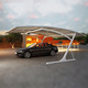 GSP-6 warehouse canopy shelter vinyl carport tent style