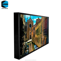 EKAA 55 inch outdoor display enclosure IP 67 fanless display lcd digital poster for advertising