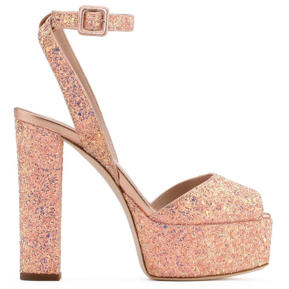 mejor servicio f995a bcce6 Venta al por mayor zapatos color oro rosa-Compre online los ...