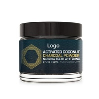 Private label teeth whitening activated charcoal powder organic natural coconut charcoal powder for daily use