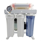 7 stages RO water purifier machine alkaline INFRA RED filter with Taiwan style pump