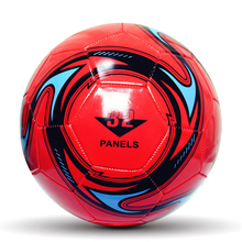 Promotion de la chine fabricant de ballon de football taille 5 PVC football