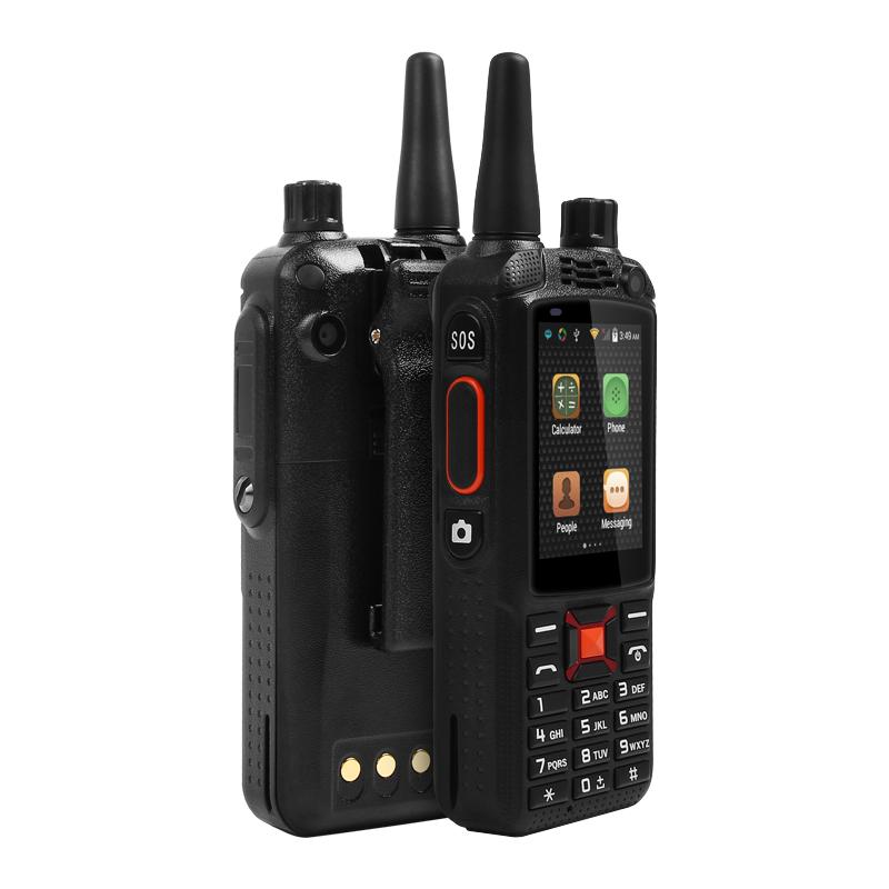 F22 walkie-talkie mobile phone 3500 mah Most powerful walkie talkie 2.4 inch GSM WCDMA wifi walkie talkie android 4.4.2