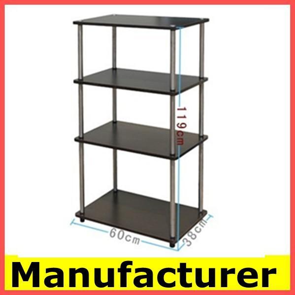 Vitrina de madera metal estante de exhibici n de china - Estantes de metal ...