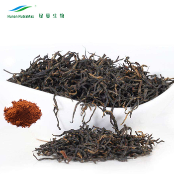 cGMP Factory Supplier Organic Instant Black Tea Extract/ Instant Black Tea Extract Powder