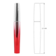 Hot Sale Cosmetics Container Lip Gloss Private Label Custom Empty Plastic Lipgloss Tubes With Wands
