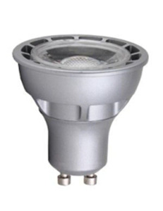 5W(50W equivalent) Not Dimmable GU10 LED Spotlight Nature white 4000k 450Lumens AC120V