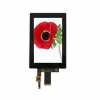 5.5 Touch Screen 720x1280 HD color LCD module , MIPI interface, full viewing angle