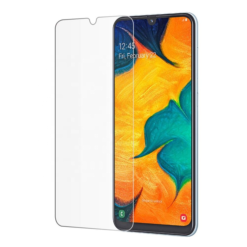 Premium HD Clear Film Shield Tempered Glass Screen Protector for Samsung Galaxy A50 фото
