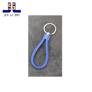 China wholesale customized logo color diy style key chain