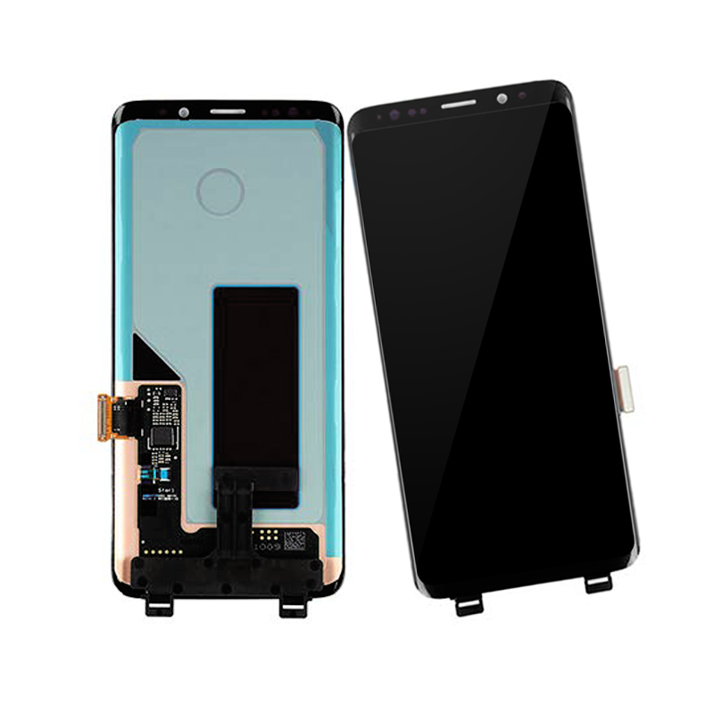 Full original quality lcd for samsung galaxy s9 with frame