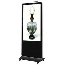 China Fabricante Monitorhigh 43 ''Android LCD 450 <span class=keywords><strong>cd</strong></span>/mm Brilho Quiosque Digital Signage