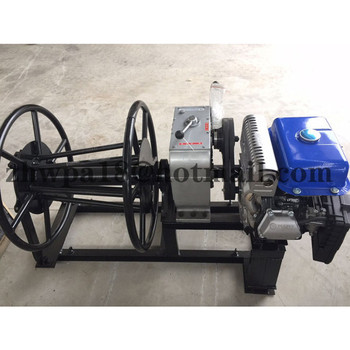 CE certificated Powered Winches Capstan Electric Winch