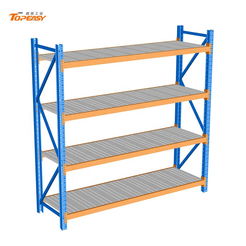 Pulver beschichtet medium duty regal rack für lager lagerung