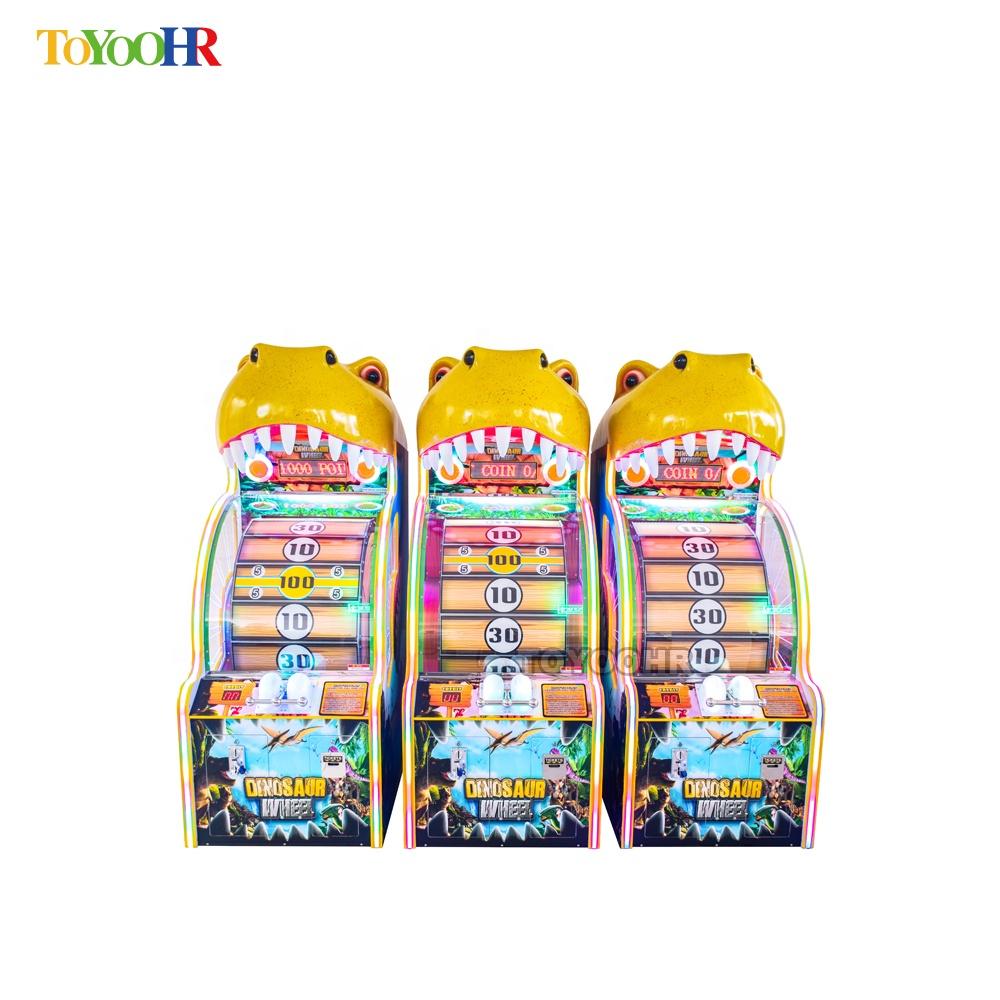 стоимость детских игровых автоматов