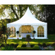 Top grade pagoda tents for wedding party show events Banquet dome house trade kiosk pop circus with low price