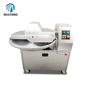 Manufacturer of 30L meat or vegetable electric meat bowl cutter machine