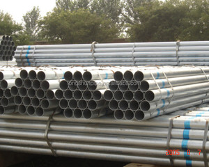 taper steel pipe factory hot sale galvanized steel pipe/gi pipe price/50mm gi pipe price