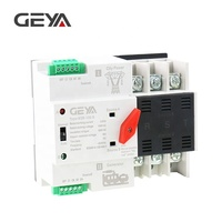 GEYA 3 Phase Automatic Transfer Switch 63 Amp ATS AC Changeover Switches Automatic Power Switch