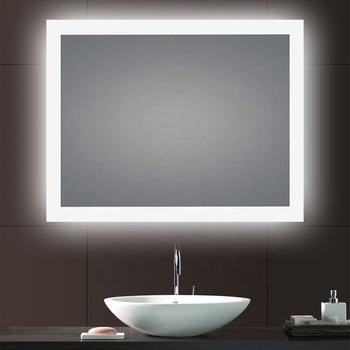 Belle Ce Etl Verre Dépoli Conduit Rétro-éclairé Miroirs De Bain Lumière XZ-25