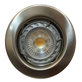 New design home decoration different power integrated led lighting rotating frame downlight