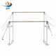 hot sale outdoor playground gymnastics uneven bars parallel bars for competition