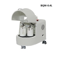 Low Noise Less Than 50db Planetary Ball Mill 1L Capacity Bentch Top or Floor Instrument For Hard To Soft Materials